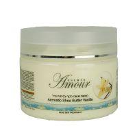 Крем-масло для тела Shemen Amour, Ваниль на основе масла Ши 350 мл