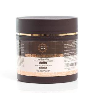 Маска для сухих волос Shemen Amour, с маслом марокканского аргана 250 мл