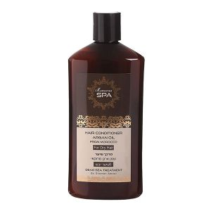 Кондиционер для сухих волос Shemen Amour, с маслом марокканского аргана 500 мл