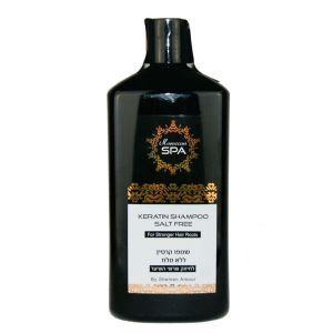 Кератиновый шампунь Shemen Amour, для укрепления корней волос 500 мл