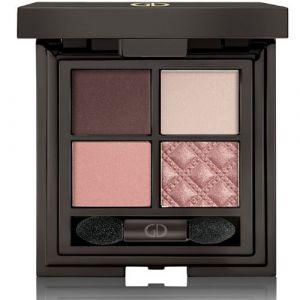 Тени четырехцветные Idyllic Soft Satin 40 тон Ga-de Idyllic Soft Satin Eyeshadow Palette 7 г.