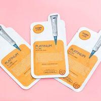 Маска для лица с эффектом V-лифтинга Mediheal Platinum V-Life Essential Mask 24 мл