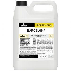 Антисептическое средство Barselona в канистре PRO-BRITE Barselona 5л