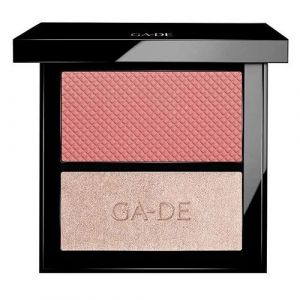 Дуэт румяна и Шиммер Velveteen Bloom And Glow тон №52 Ga-de Velveteen Blush And Shimmer Duet 7,4 г