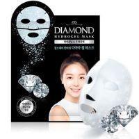 Гидрогелевая маска для лица с алмазной пудрой и платиной Scinic Diamond Hydrogel Mask 28г