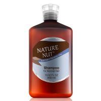 Шампунь для нормальных волос, без SLS и парабенов Nature Nut Shampoo for normal hair 400 мл.