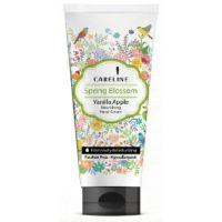 Крем для рук «Весенний цвет» с Яблоком и Ванилью Careline Hand Cream Wild Breeze Water Lilies 100мл