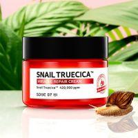 Восстанавливающий крем с муцином черной улитки Some By Mi Snail Truecica Miracle Repair Cream 60 г
