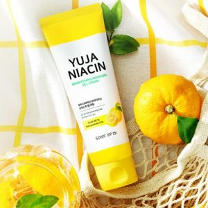 Крем-гель с юдзу для выравнивания тона Some By Mi Yuja Niacin Brightening Moisture Gel Cream 100 мл