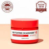 Крем для чувствительной и проблемной кожи Some By Mi Red Tea Tree Cicassoside Final Solution Cream 60 г