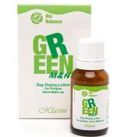 Подсушивающая дневная эмульсия с тонирующим эффектом для жирной/комбинированной кожи Hlavin Green Dries day emulsion with tinted effect for oily / combination skin 15мл