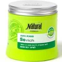 Питательная маска для сухих волос и поврежденных волос Natural Formula Mask Dry Damaged Hair 400мл
