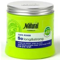 Питательная маска для длинных и сильных волос Natural Formula Long strong hair mask 400мл