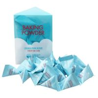 Скраб для лица с частичками соды в саше Etude House House Baking Powder Crunch Pore Scrub 7 г*24 шт