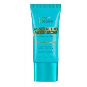 Минеральный дневной крем для всех типов кожи SeeSee mineral day moisturizer for all skin types 50 мл