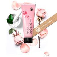 Очищающая успокаивающая пенка с экстрактом розы Koelcia Rose Foam Cleanser 120 мл