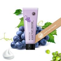 Очищающая восстанавливающая пенка с экстрактом винограда Koelcia Grape Foam Cleanser 120 мл