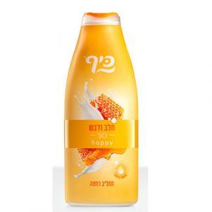 Крем гель для душа Молоко и мед – Счастье Keff Body Wash Honey 700мл