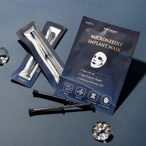 Двухэтапная маска с микроиглами спикул морской губки Trimay Microneedle Implant Mask 1,5 мл/30 мл