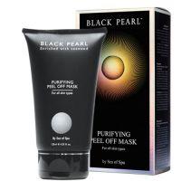 Очищающая маска-пленка для лица Black Pearl Purifying Peel off Mask 50мл