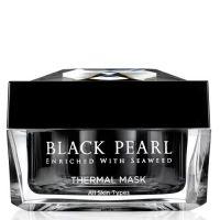 Термальная разогревающая маска для лица Black Pearl Thermal Mask For All Skin Types Except Acne 50мл.