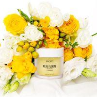Лёгкий успокаивающий гель-крем с лепестками календулы Nacific Real Floral Air Cream 100 мл