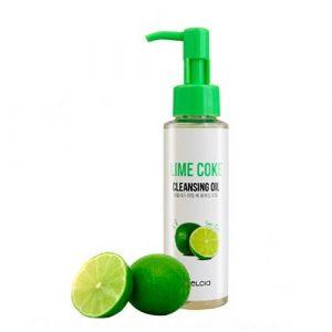 Гидрофильное масло с экстрактом лайма Koelcia Lime Coke Cleansing Oil 100 мл