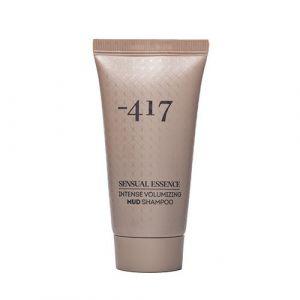 Грязевой шампунь (дорожный формат) Minus 417 Intense volumizing mud shampoo 40мл.