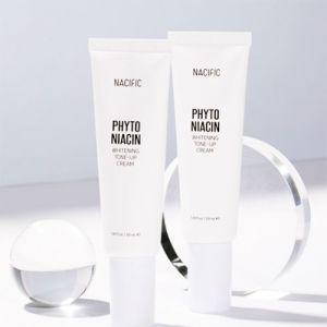Крем с ниацинамидом для выравнивания тона кожи Nacific Niacin Whitening Toneup Cream 50 мл