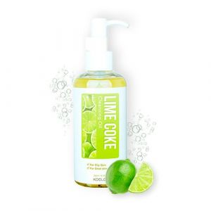 Гидрофильное масло с экстрактом лайма Koelcia Lime Coke Cleansing Oil 200 мл