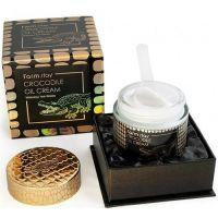 Крем для лица с жиром крокодила FarmStay Crocodile Oil Cream 70 г