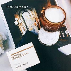 Антивозрастной крем с пептидами Proud Mary Peptide Ampoule Cream 50 мл