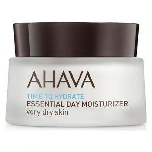 Интенсивно увлажняющий крем для очень сухой кожи. Ahava Time To Hydrate Essential Day Moisturizer Very Dry Skin 50 мл