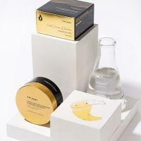 Лифтинг-патчи с золотым шелкопрядом и икрой Trimay Gold Cocoon&Salmon Eye Patch 60 шт