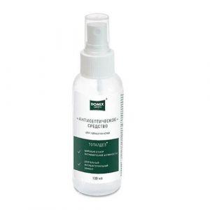 Антисептический спрей «Тоталдез» Domix Green Professional Green antiseptic spray 100мл