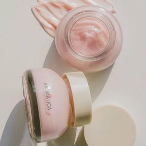 Интенсивно увлажняющий крем с розой Aromatica Reviving Rosе Infusion Cream 50 мл
