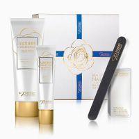 Роскошный набор для ногтей Молоко и мед Premier Beauty Luxury Nail Kit - Milk&Honey крем-125мл.+масло-20мл