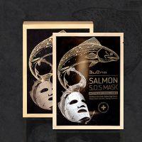 Питательная лифтинг-маска для лица с экстрактом красной икры. Bueno Salmon S.O.S Mask 10*40 мл