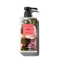 Лосьон для тела с розой The Saem Touch on Body Rose Lotion 300мл