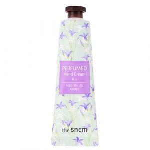 Крем для рук «Ирис» The Saem Perfumed Hand Cream Iris 30мл