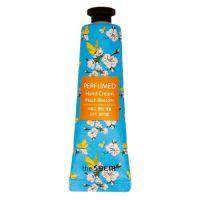 Крем для рук «Персик» The Saem Perfumed Hand Cream Peach Blossom 30мл