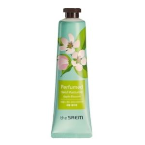 Крем для рук парфюмированный увлажняющий «Цветок яблони» The Saem Perfumed Hand Moisturizer Apple Blossom 30мл