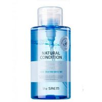 Вода мицеллярная The Saem Natural Condition Sparkling Cleansing Water 500 мл