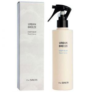Арома-спрей «Морской бриз» для текстиля The Saem Urban Breeze Room Spray Cozy Blue 250мл