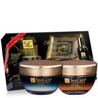 Омолаживающий набор - 24K Gold (крем + маска) SeaCare 24K Gold Anti-Aging Lift & Firm 50мл+50мл