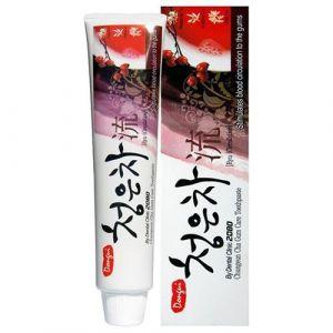Зубная паста Восточный чай с гранатом и лимоном Dental Clinic 2080 Cheong-en-cha Ryu Tooth Paste 120 г