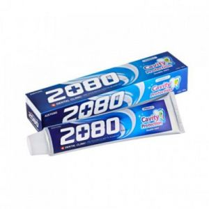 Зубная паста Travel size Dental Clinic 2080 Cavity Protection Tooth Paste 20г