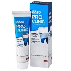 Зубная паста Профессиональная защита Dental Clinic 2080 Pro Clinic Normal Teeth 125 г