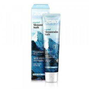 Зубная паста с гималайской солью Dental Clinic 2080 Aekyung 2080 Crystal Mountain Salt 120г