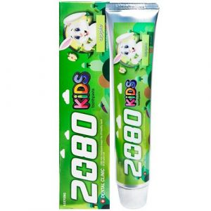 Детская зубная паста с яблочным вкусом Dental Clinic 2080 KIDS Apple 80 г